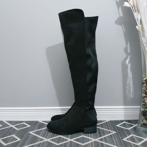 NWOB FERGALICIOUS Jackie over the knee boots